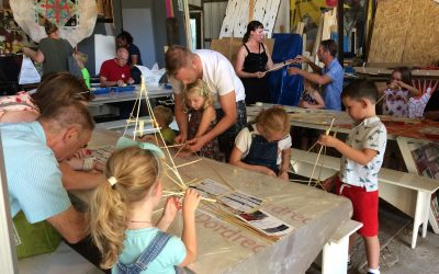 Workshops muziek en lampion maken i.s.m. ZeP